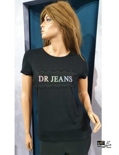 Denny Rose t-shirt art. 011ND64004 nero