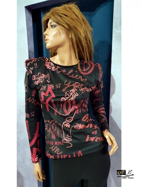 denny rose t-shirt 021DD60001_a