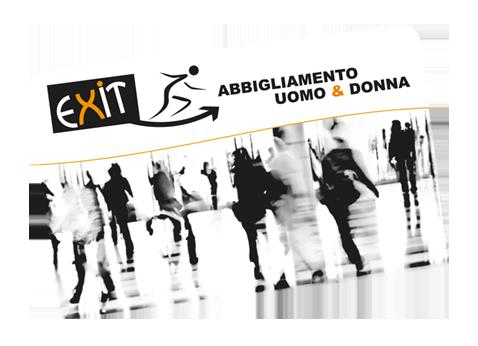 Exit Abbigliamento L'Aquila carta fedeltà